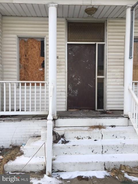 Single Family for Sale at 4710 Curtis Ave Baltimore, Maryland 21226 United States