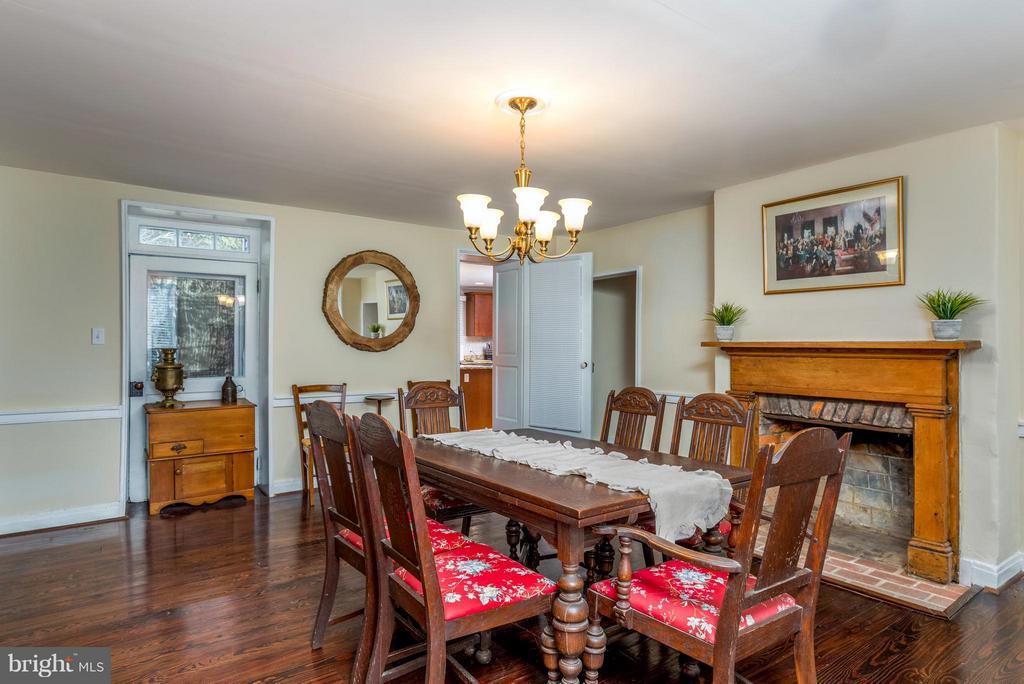 Dining Room - 1822 GREENLEESE DR N, FREDERICK