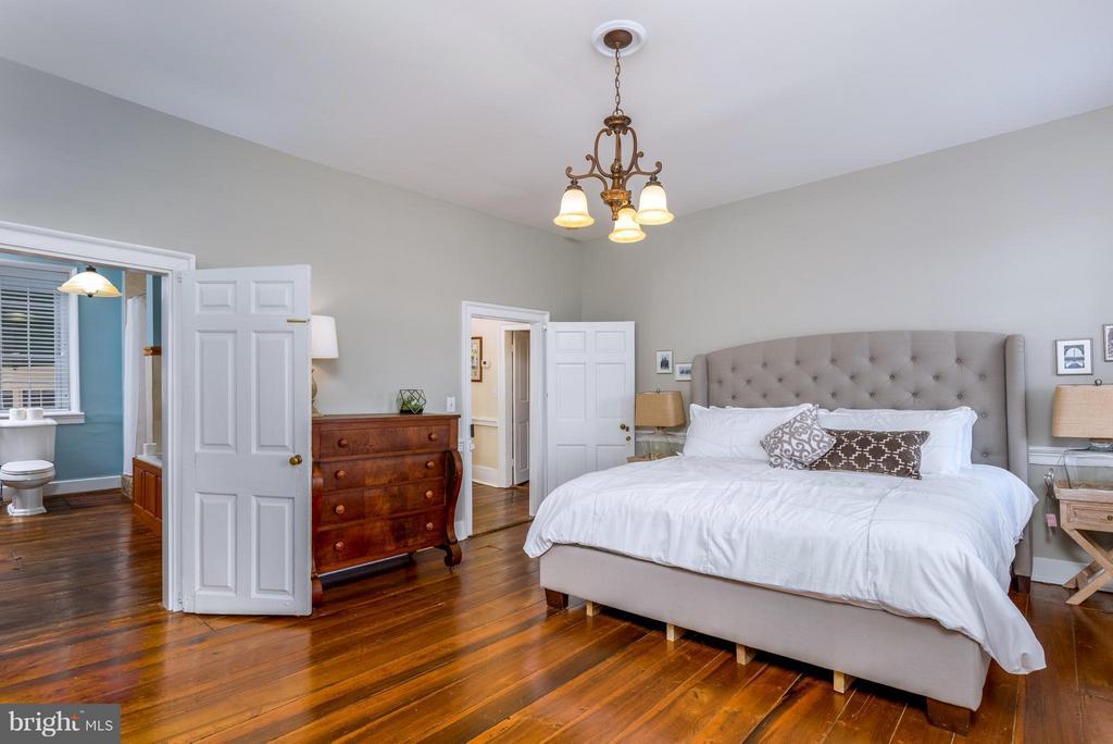 Bedroom (Master) - 1822 GREENLEESE DR N, FREDERICK