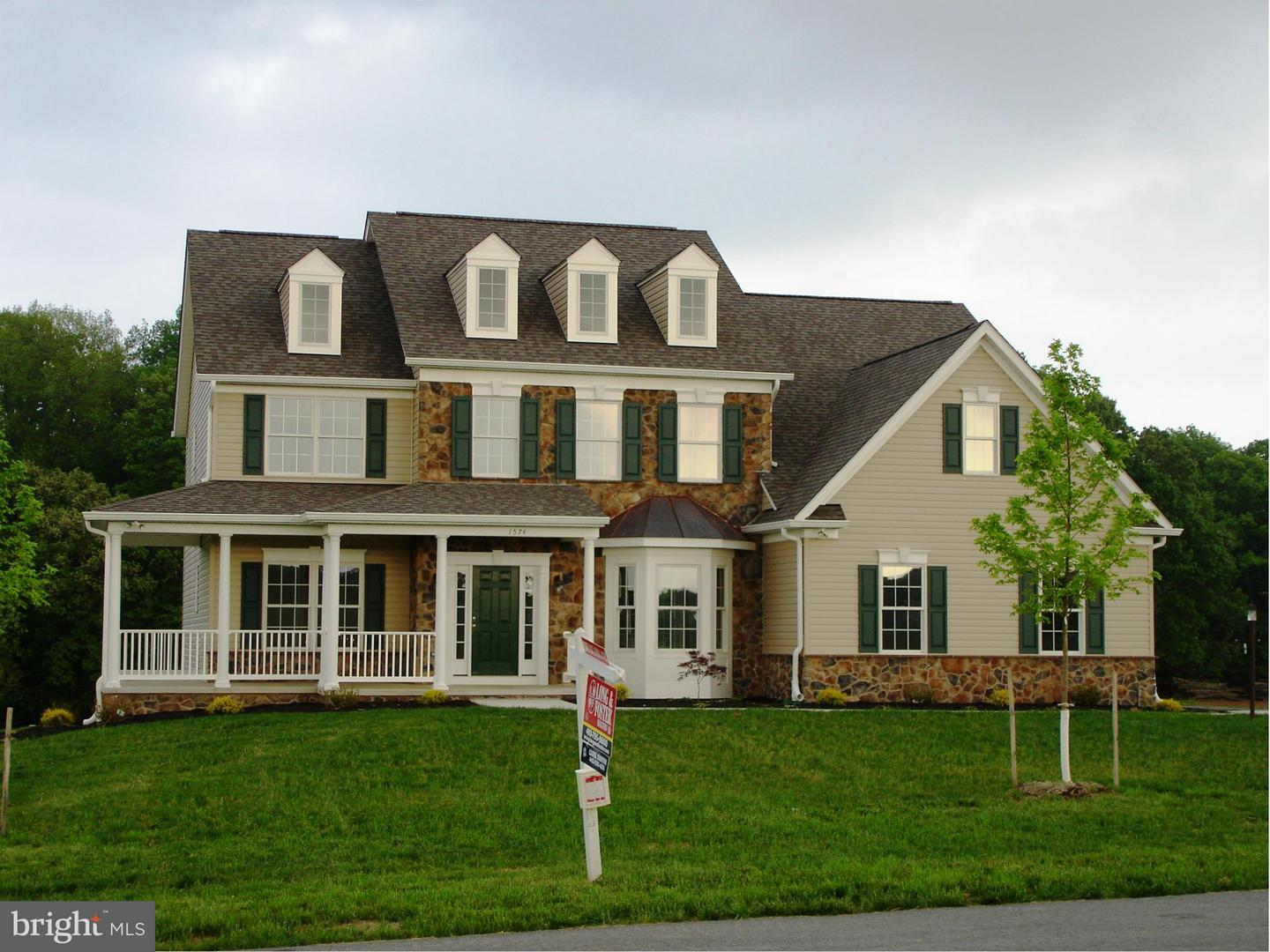 Single Family for Sale at 18lot # Quiet Meadow Way Hampstead, Maryland 21074 United States