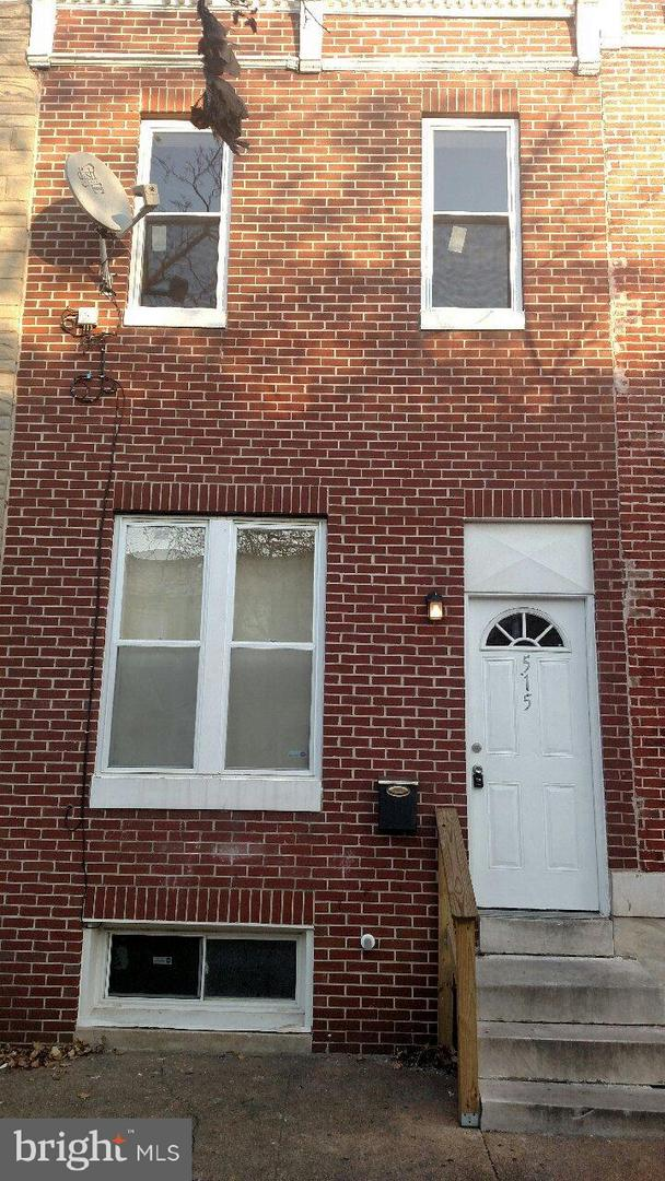 Other Residential for Rent at 515 Milton Ave Baltimore, Maryland 21205 United States