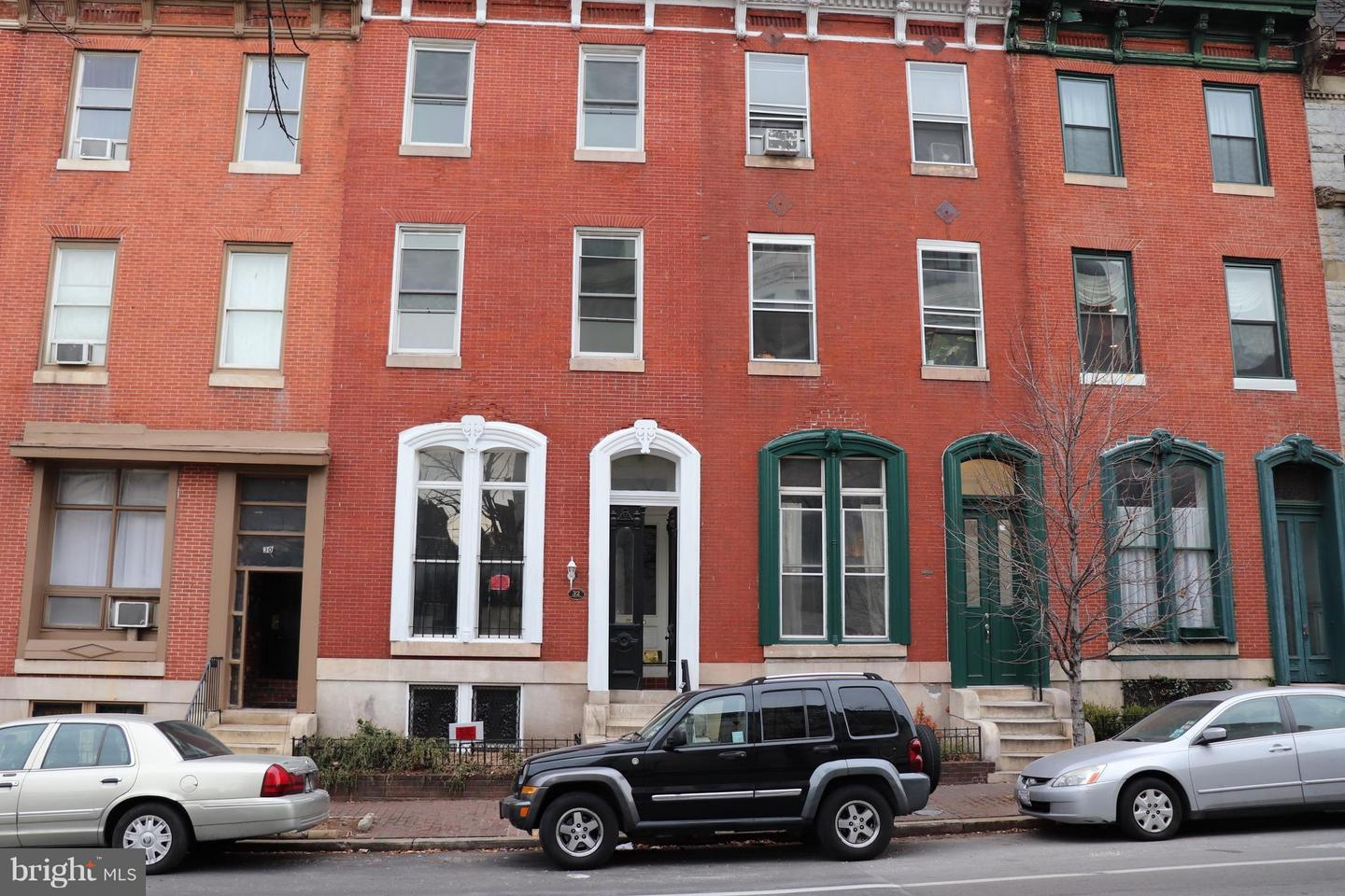 Other Residential for Rent at 32 Preston St E #a Baltimore, Maryland 21202 United States