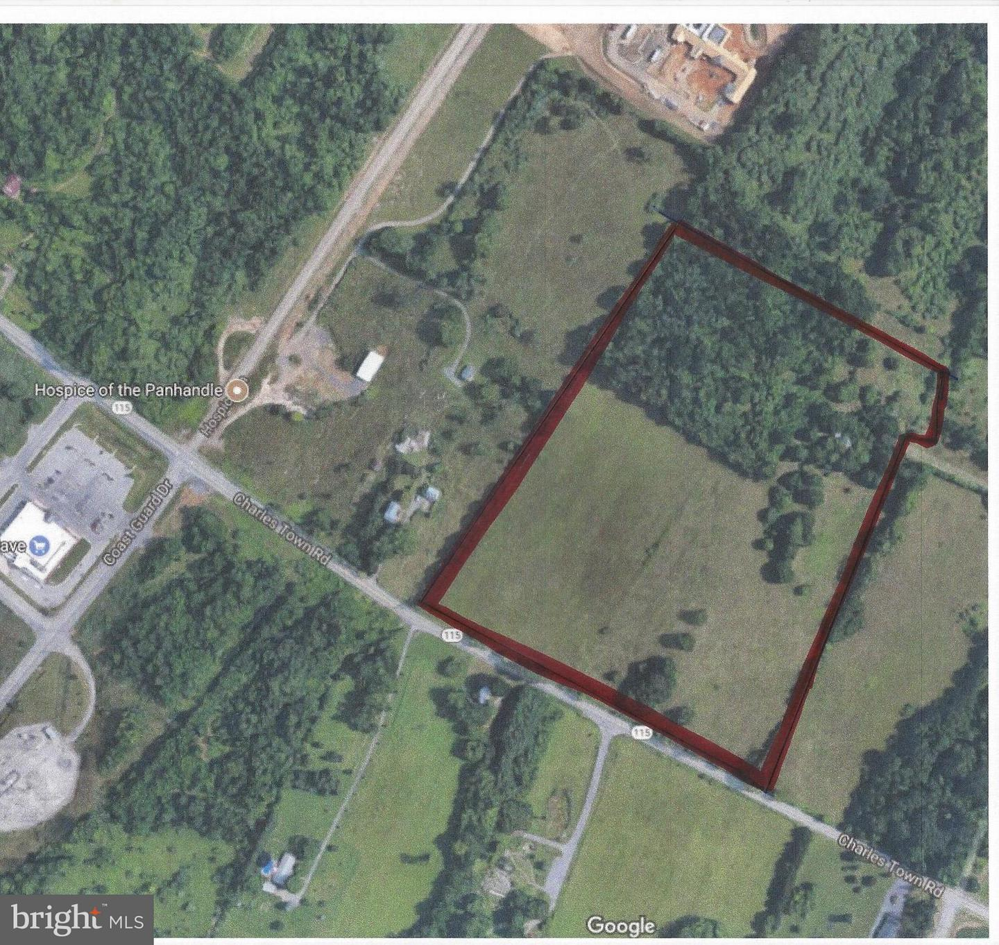 Commercial for Sale at 4469 Charles Town Rd Kearneysville, West Virginia 25430 United States