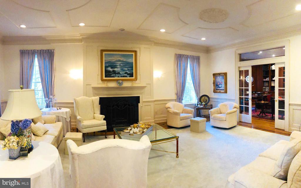 Living Room - 1289 BALLANTRAE FARM DR, MCLEAN
