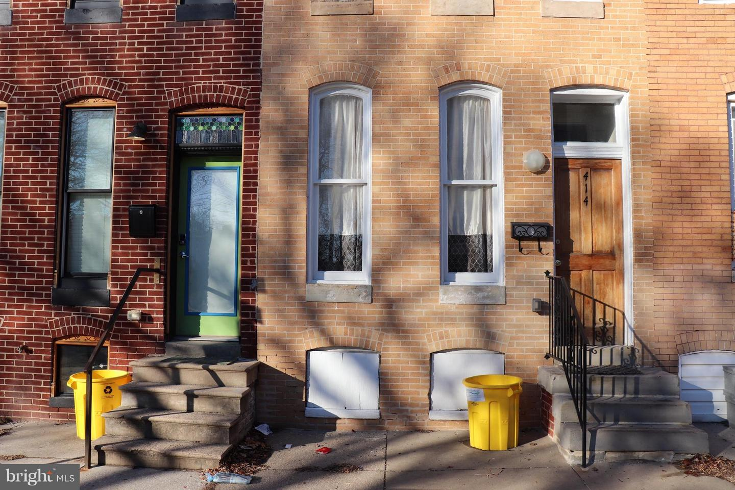 Other Residential for Rent at 414 Lanvale St E Baltimore, Maryland 21202 United States