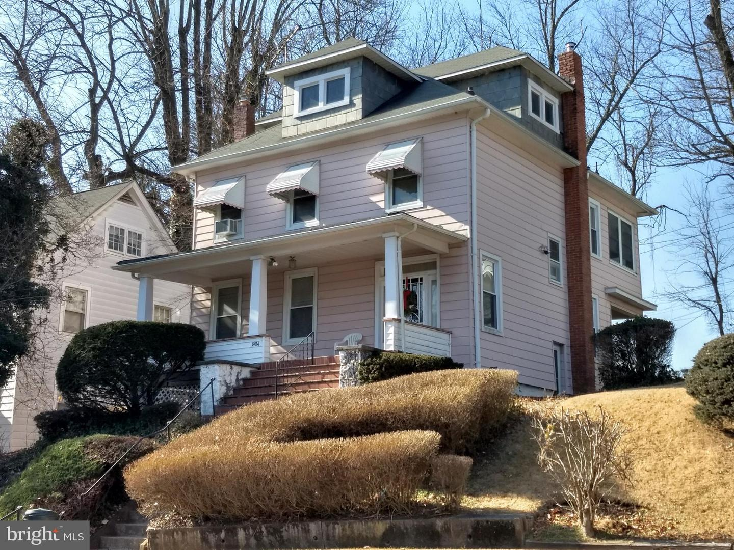 Single Family for Sale at 1904 Chelsea Rd Baltimore, Maryland 21216 United States
