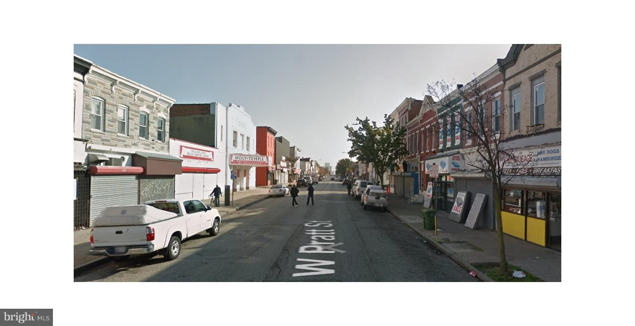 Commercial for Sale at 2028 W Pratt Street St Baltimore, Maryland 21223 United States