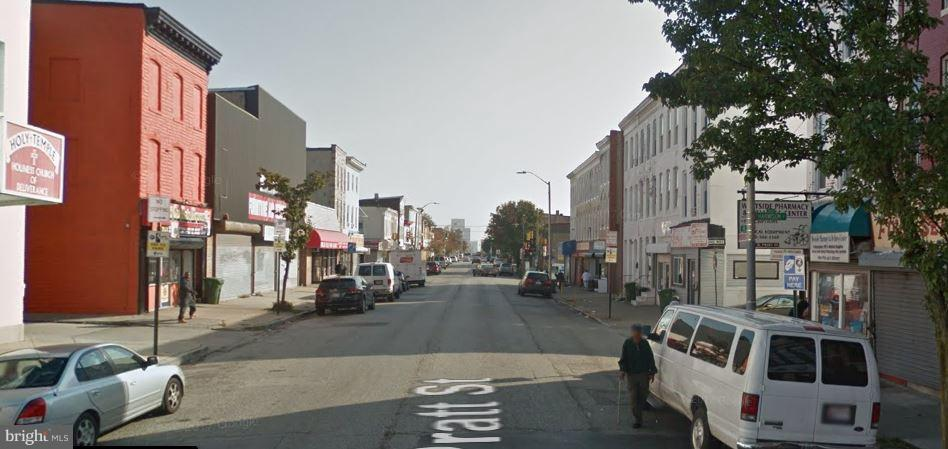 Commercial for Sale at 2022 W Pratt Street St Baltimore, Maryland 21223 United States