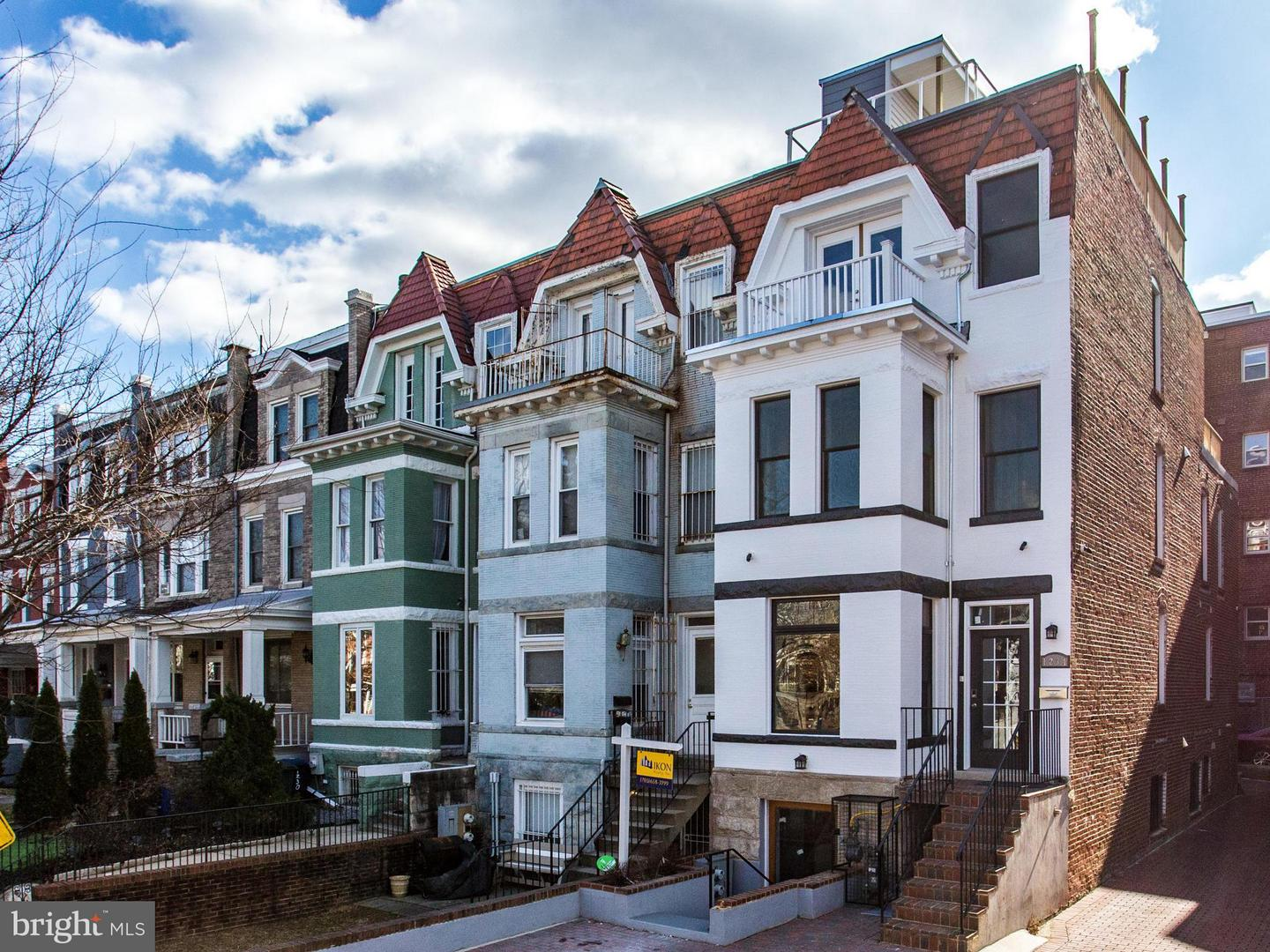 Single Family for Sale at 1234 Euclid St NW #1 Washington, District Of Columbia 20009 United States