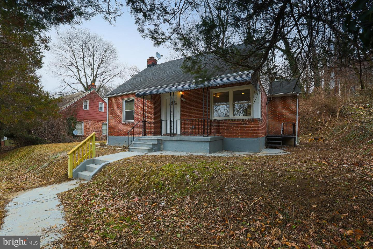 Single Family for Sale at 2711 Talbot Rd Baltimore, Maryland 21216 United States
