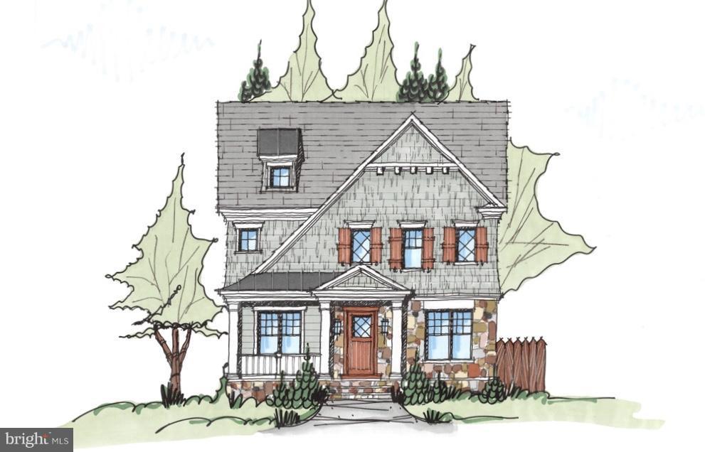 5304 Dorsett Place, NW - Rendering - 5304 DORSETT PL NW, WASHINGTON