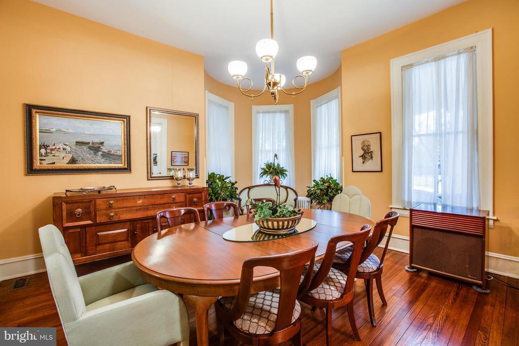 Dining Room - 1411 WASHINGTON AVE, FREDERICKSBURG