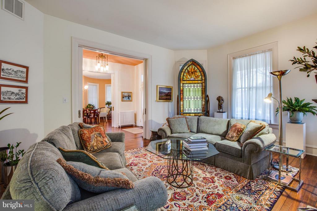 Living Room - 1411 WASHINGTON AVE, FREDERICKSBURG