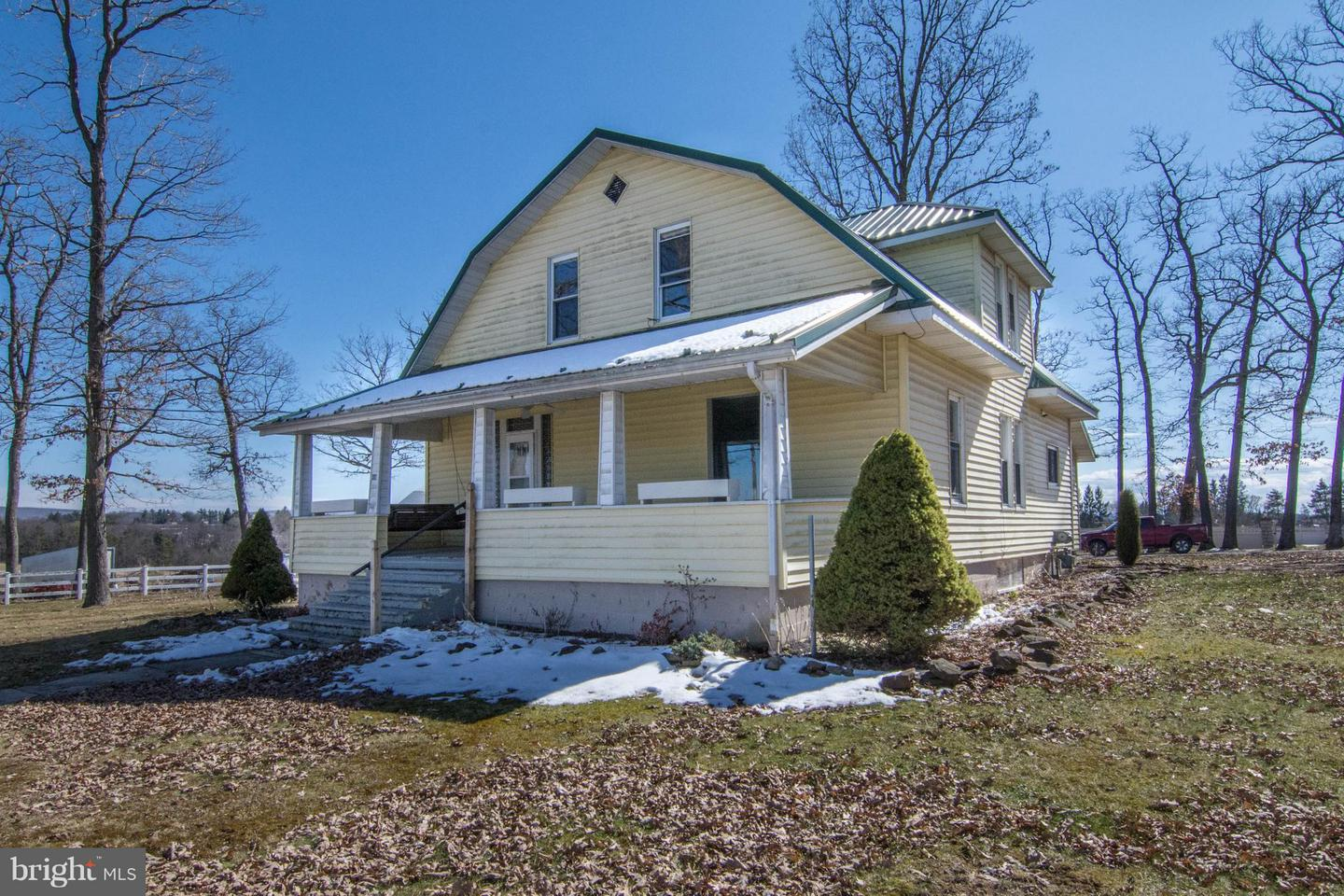 Single Family for Sale at 40 Dennett Rd Oakland, Maryland 21550 United States