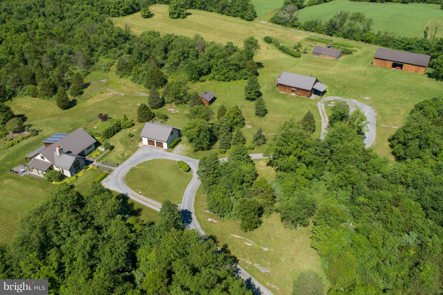 Farm for Sale at 912 White Post Rd White Post, Virginia 22663 United States