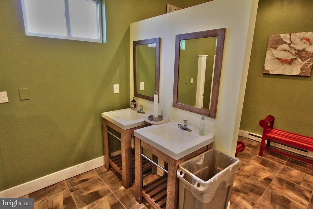 Barn/Venue Women's Restroom Area - 6818 RIVER RD, FREDERICKSBURG