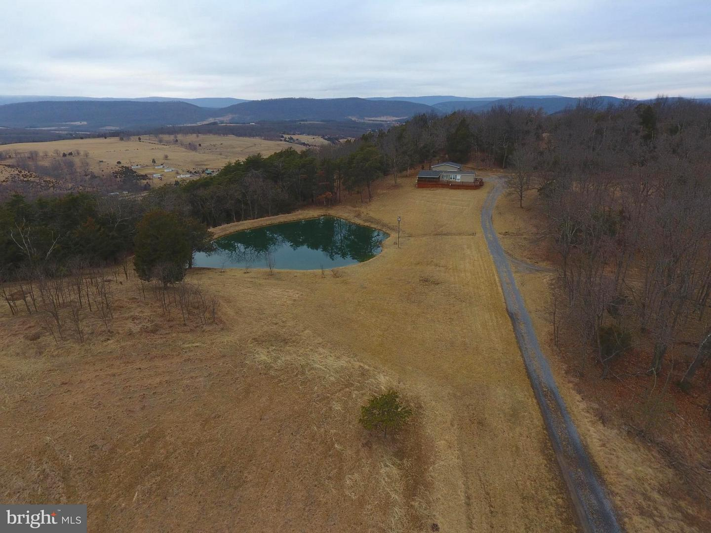 Land for Sale at 1036 Tearcoat Rd Petersburg, West Virginia 26847 United States