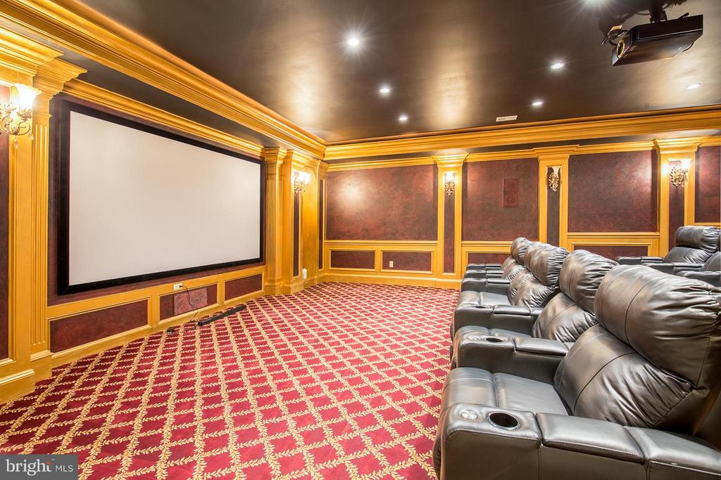 Cinema - 904 CHINQUAPIN RD, MCLEAN