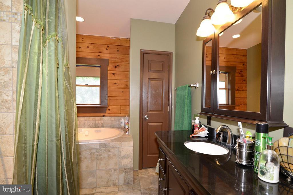 Main level 2nd Master bath - 34894 PAXSON RD, ROUND HILL