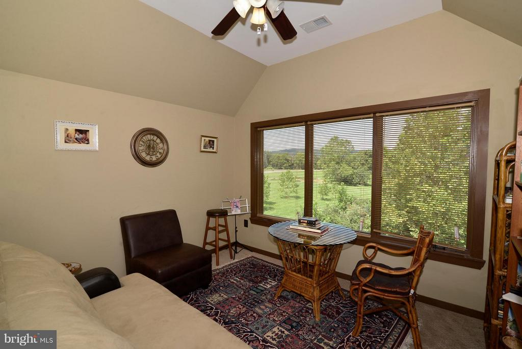 Upper Level Office/Library - 34894 PAXSON RD, ROUND HILL