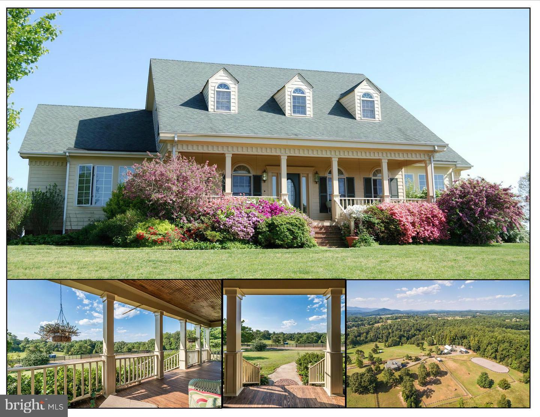 Single Family Homes للـ Sale في Rixeyville, Virginia 22737 United States