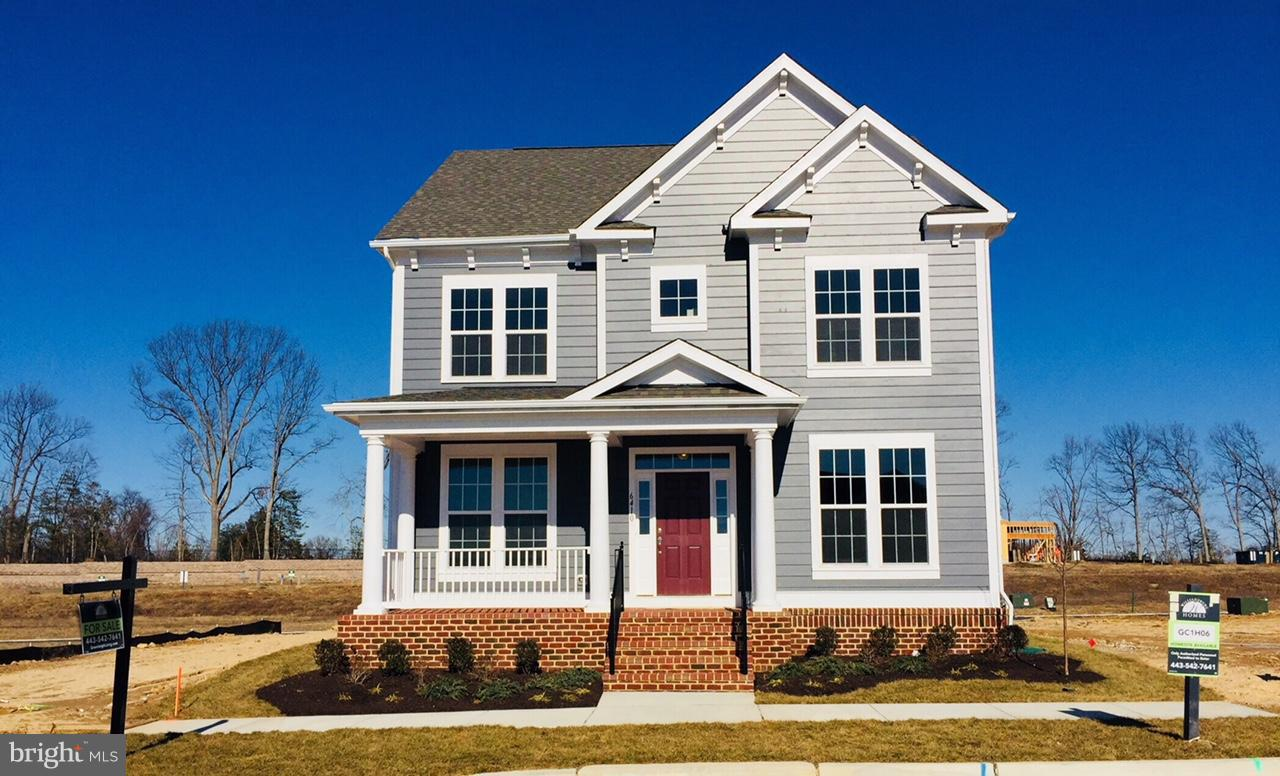 Single Family for Sale at 6402 Greenleigh Ave Middle River, Maryland 21220 United States