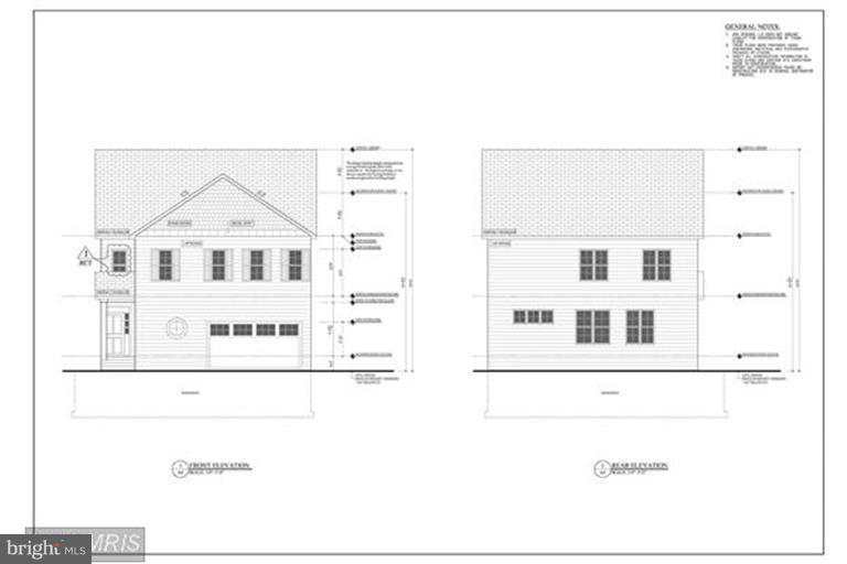 Exterior (Front) - 8124 HOLLAND RD, ALEXANDRIA