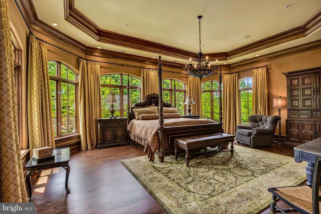 Master Bedroom - 24016 BURNT HILL RD, CLARKSBURG