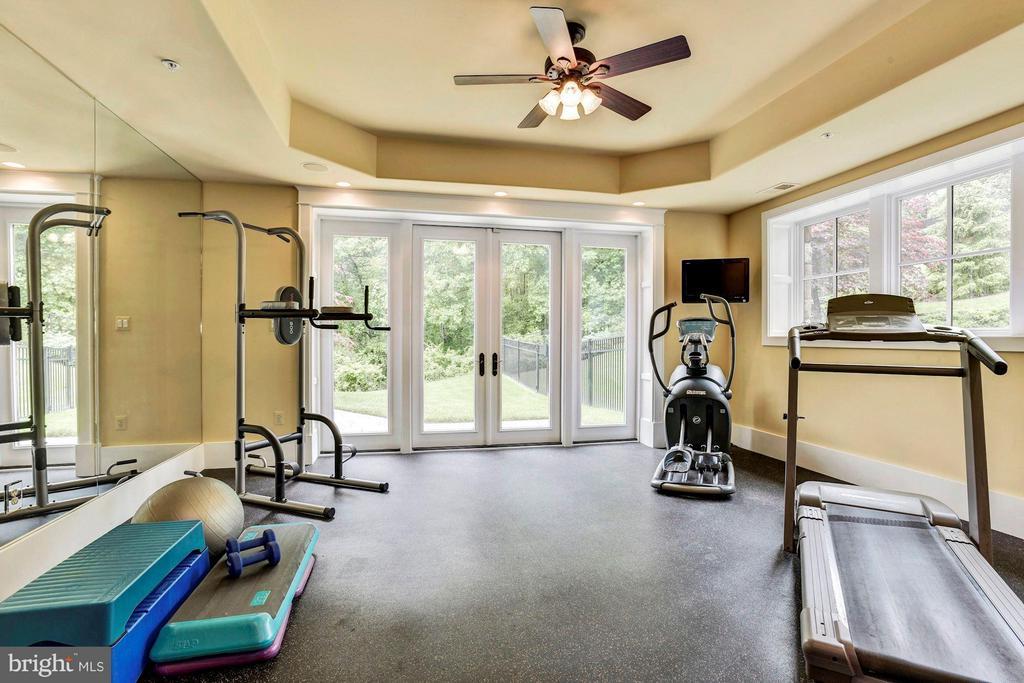 Exercise Room - 24016 BURNT HILL RD, CLARKSBURG