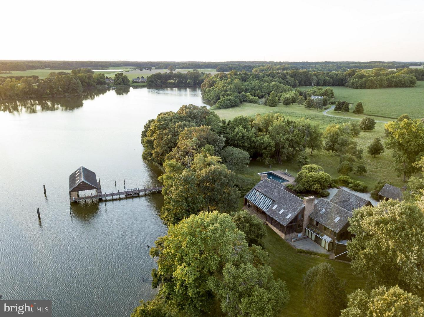 Farm for Sale at 6798 Broad Neck Rd Chestertown, Maryland 21620 United States