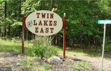 Land for Sale at Lot 11 Twin Lakes Berkeley Springs, West Virginia 25411 United States