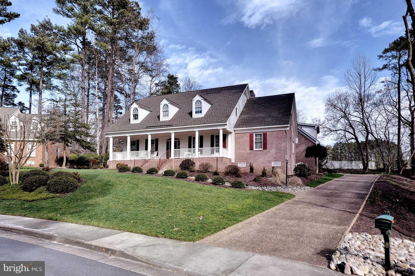 Single Family for Sale at 8 Whitby Ct Other Areas, Virginia 99999 United States