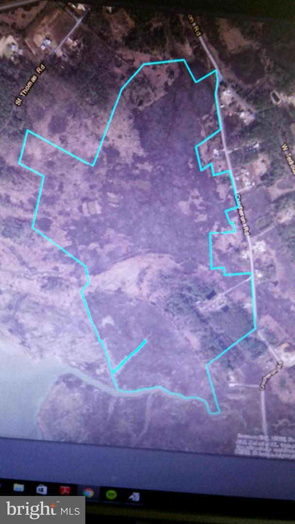 Land for Sale at Not On File Toddville, Maryland 21672 United States