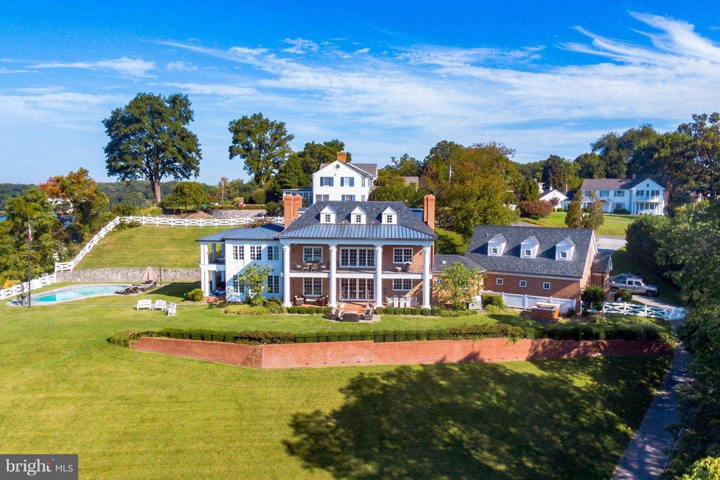 Single Family Home for Sale at 1932 Carrollton Road 1932 Carrollton Road Annapolis, Maryland 21409 United States