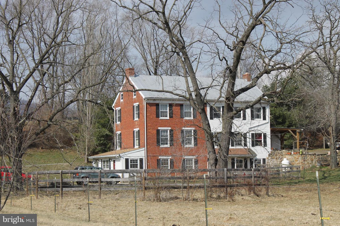 Farm for Sale at 8110 Old Kiln Rd Thurmont, Maryland 21788 United States