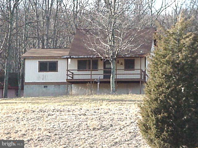 Single Family for Sale at 87 Monarch Terrace Spur Kirby, West Virginia 26755 United States