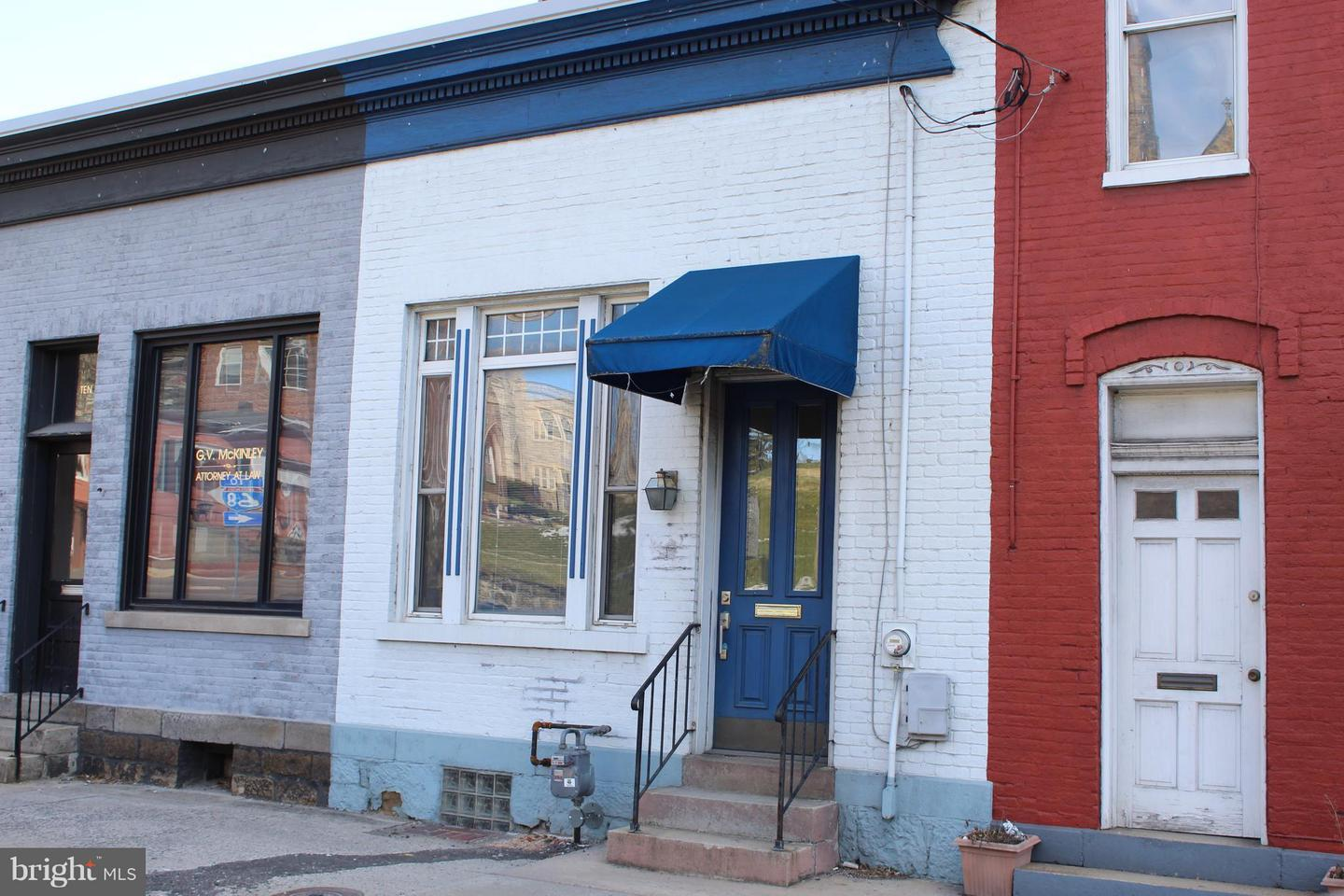 Commercial for Sale at 12 Greene St Cumberland, Maryland 21502 United States