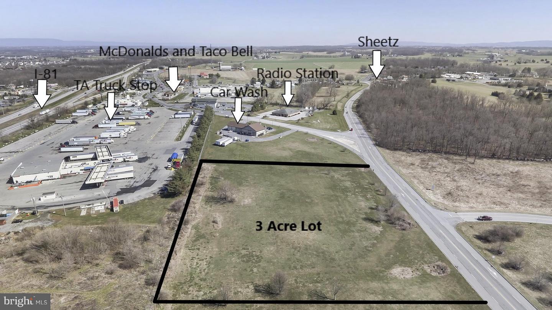 Land for Sale at Lot 2 John Wayne Dr Greencastle, Pennsylvania 17225 United States