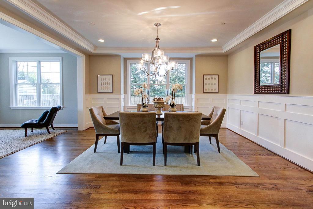 Dining Room - 4411 COLFAX ST, KENSINGTON
