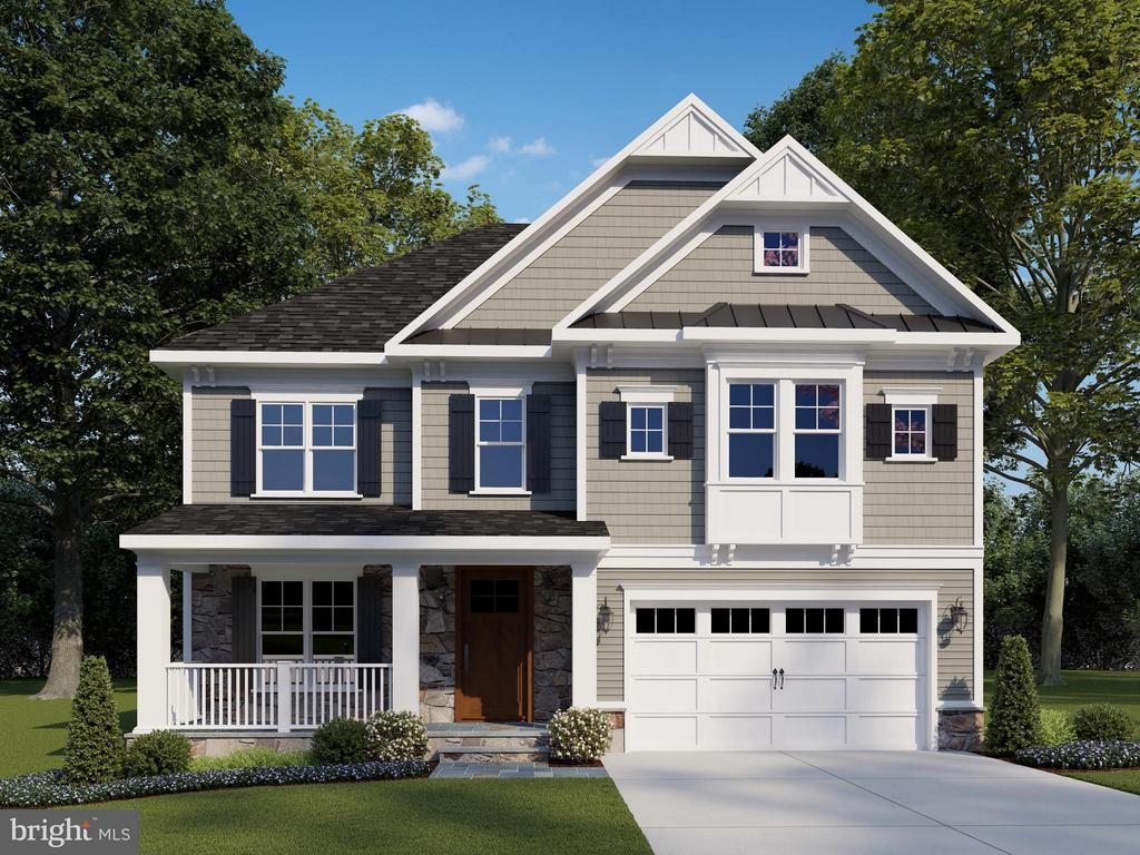 Exterior (Front) - 4411 COLFAX ST, KENSINGTON