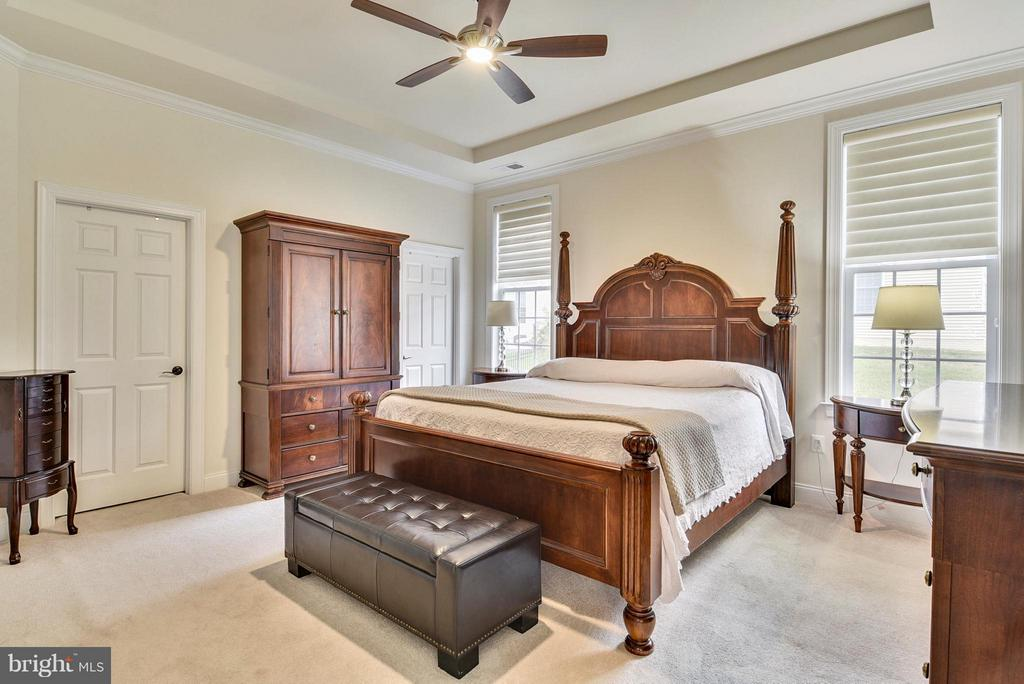 Bedroom (Master) - 12518 REGIMENT LN, FREDERICKSBURG