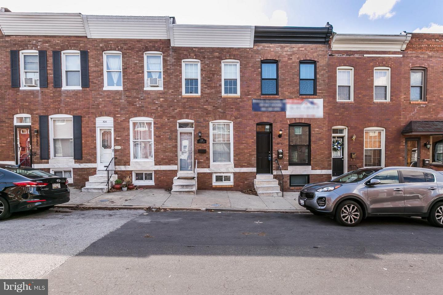 Single Family for Sale at 518 Decker Ave S Baltimore, Maryland 21224 United States