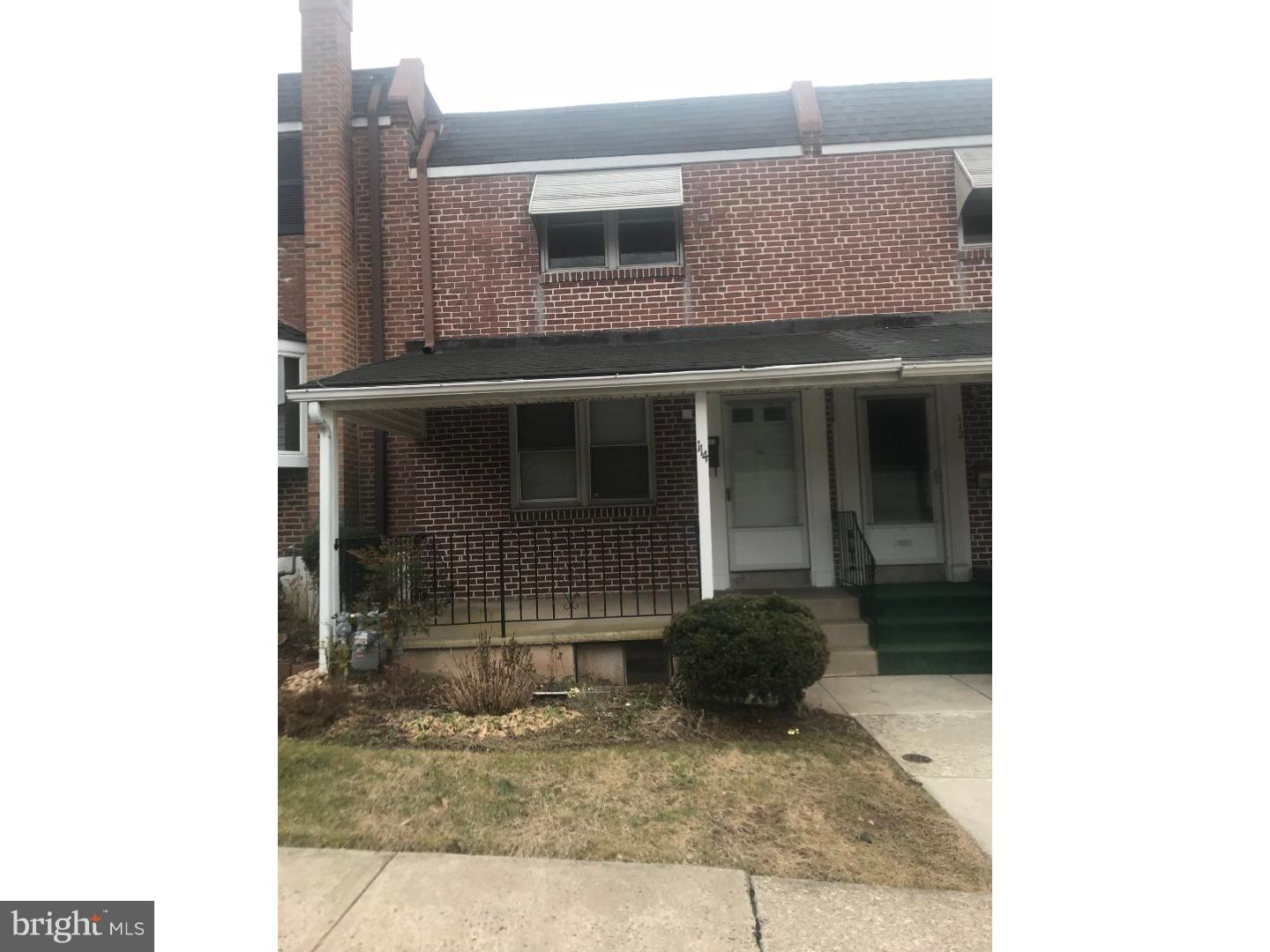 Photo of home for sale at 114 Forest Avenue, Norristown PA
