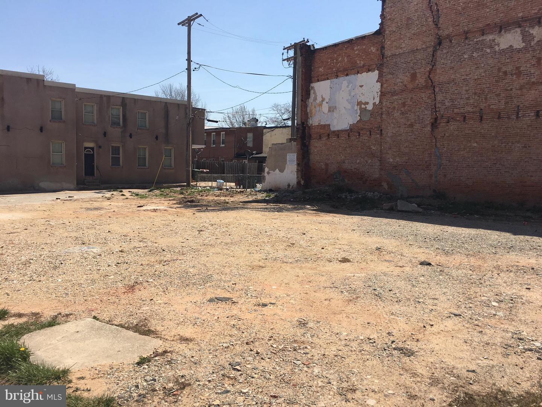 Land for Sale at 435 Washington St Baltimore, Maryland 21231 United States
