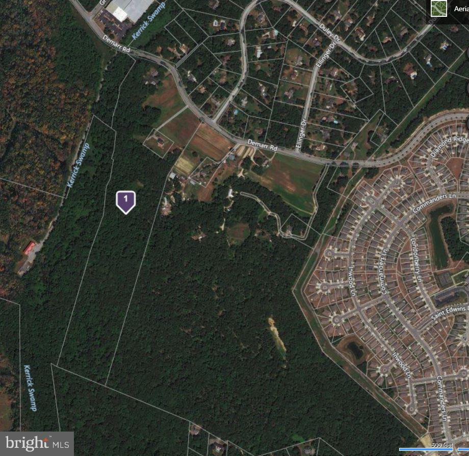 Land for Sale at 10885 Demarr Rd White Plains, Maryland 20695 United States