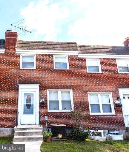 Single Family for Sale at 4339 Roberton Ave Baltimore, Maryland 21206 United States