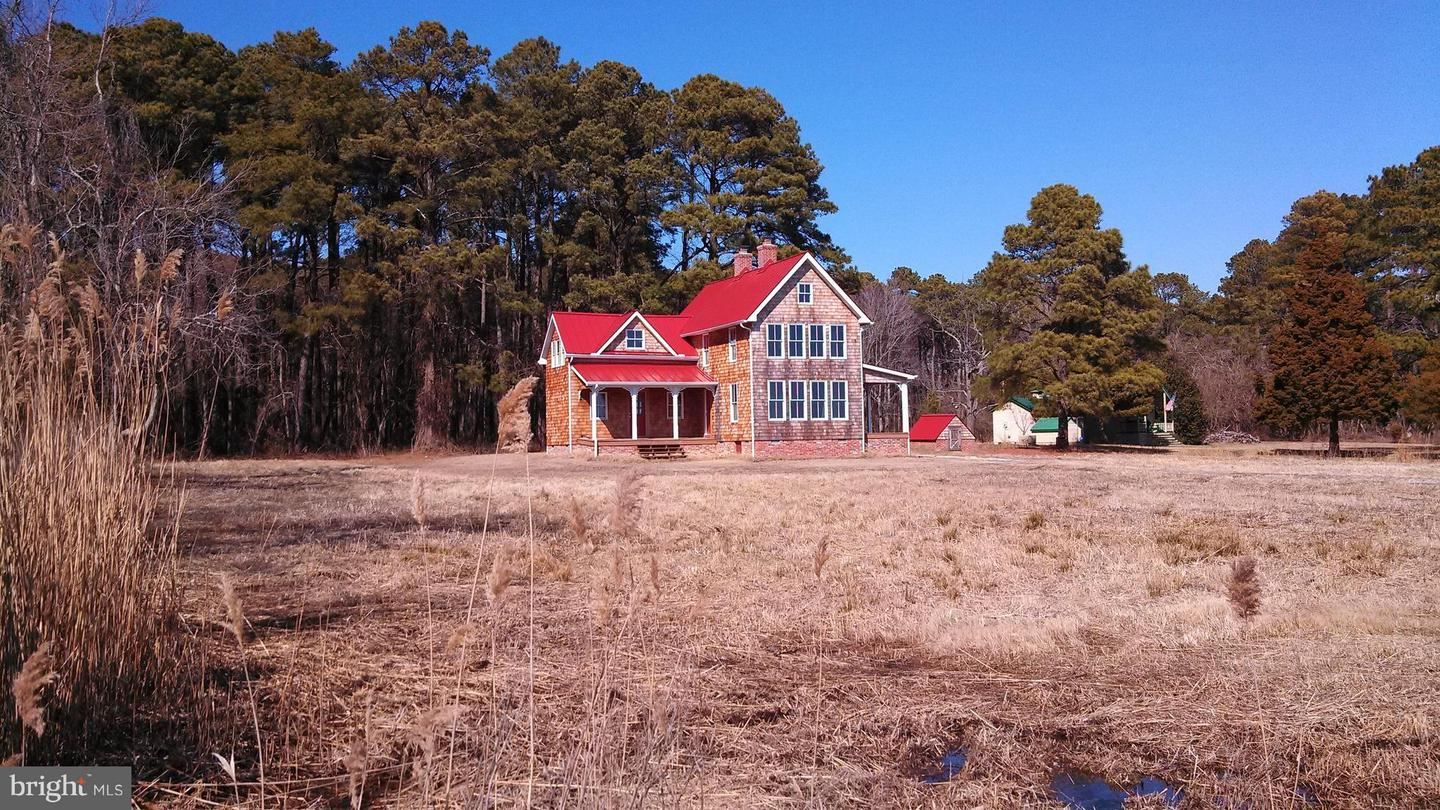 Single Family for Sale at 2352 Wharf Rd Vienna, Maryland 21869 United States