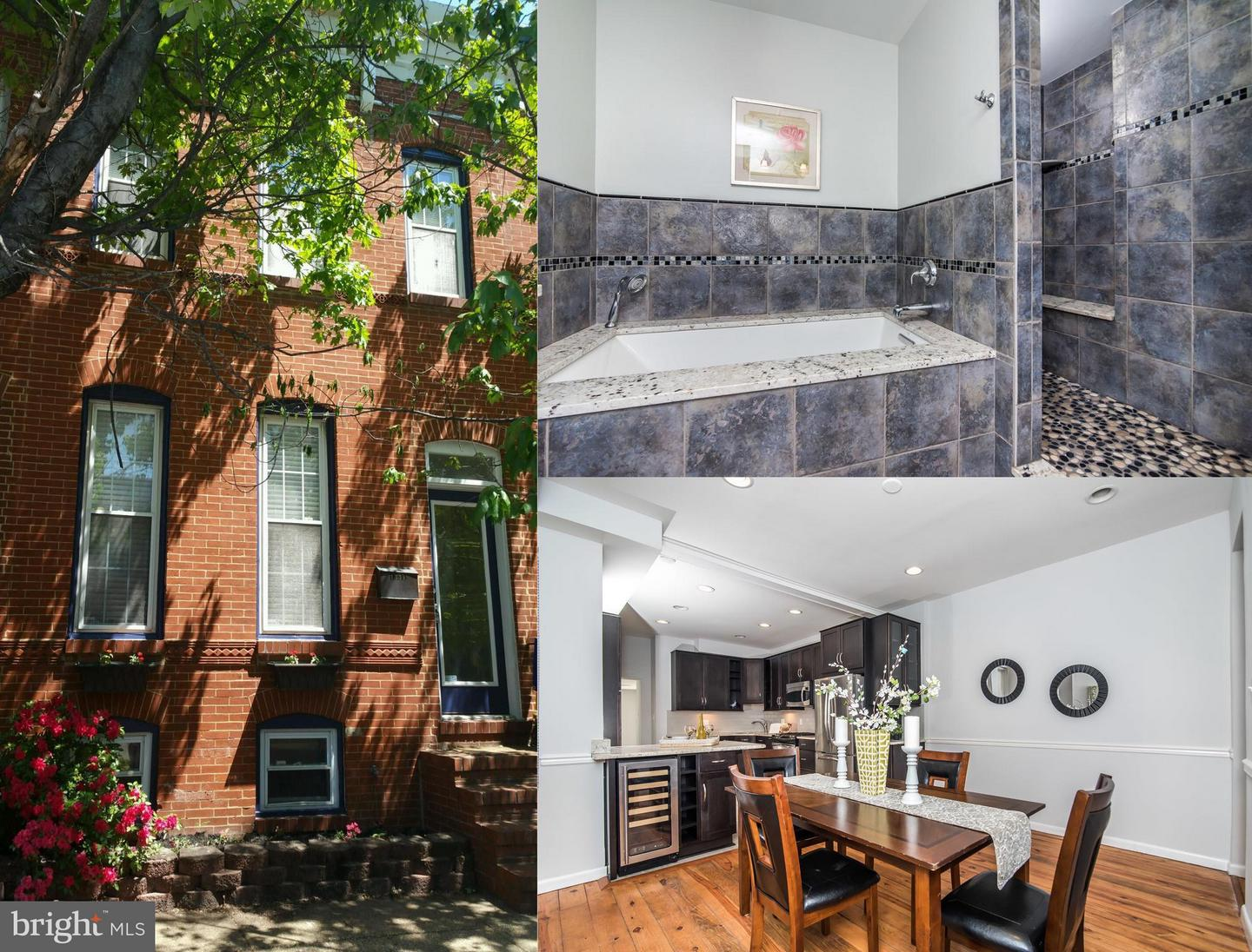 Single Family for Sale at 1331 Charles St Baltimore, Maryland 21230 United States