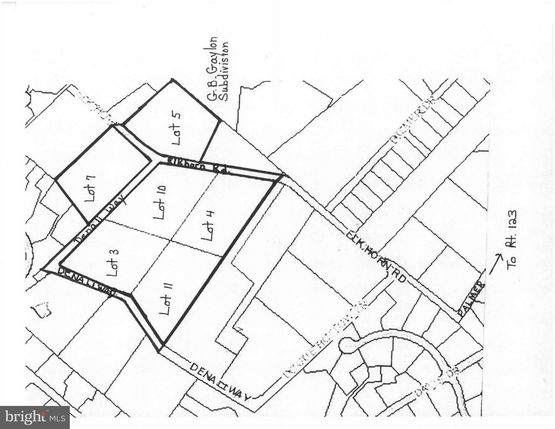 Land for Sale at 9207 Denali Way 9207 Denali Way Lorton, Virginia 22079 United States