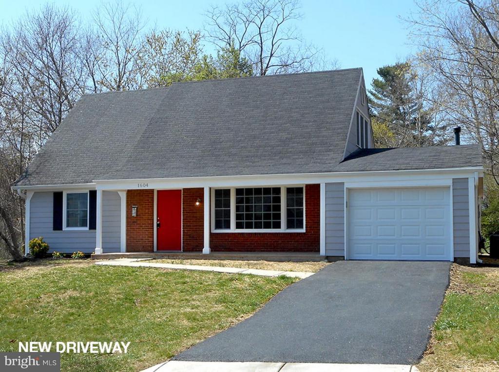 1604  PORTLAND LANE, Bowie, Maryland